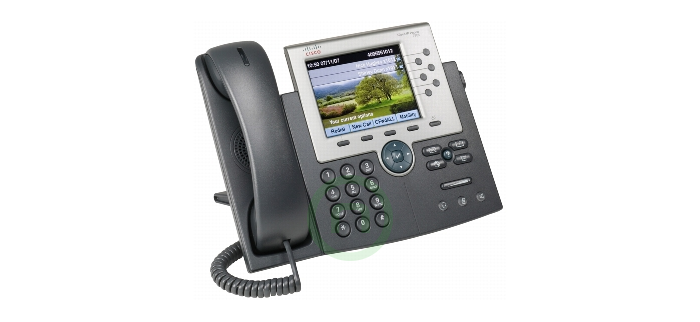 NEW Sealed Cisco CP-7965G Unified IP Phone 7965G VoIP •1 Year Warranty