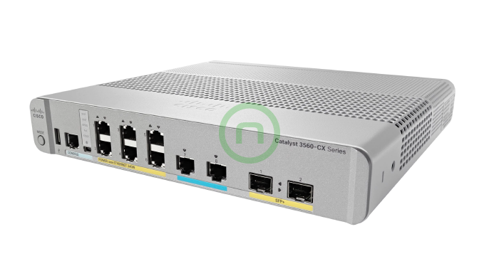 Details about New Cisco WS-C3560CX-8XPD-S in new condition, insured FedEx  shipping included