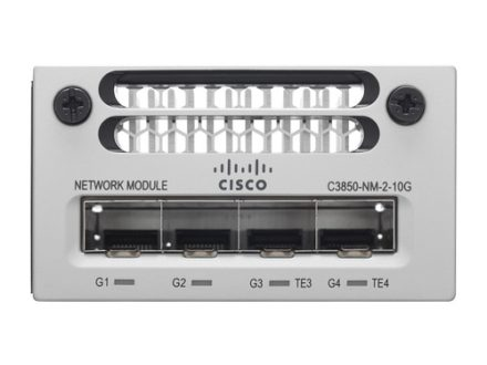 C3850-NM-4-1G Cisco 3850 Network Module