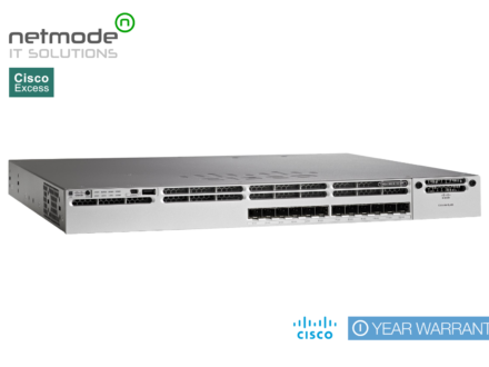Cisco WS-C3850-24XU-S 24 Port