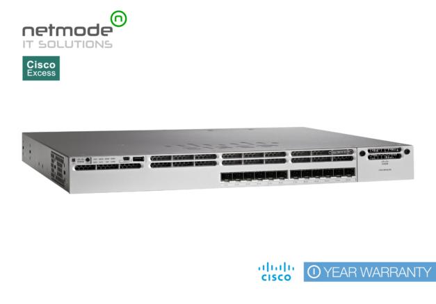 Cisco WS-C3850-24XU-S 24 Port