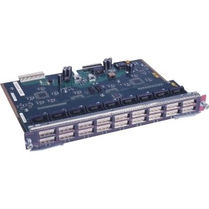 Cisco WS-X4418-GB Catalyst 4500 GE Module, 18-Ports GBIC