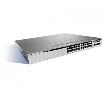 New WS-C3850-24T-E Cisco Catalyst 3850 24 Port Data