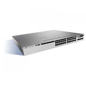 New WS-C3850-24T-E Cisco Catalyst 3850 24 Port Data