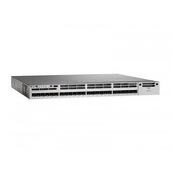 New WS-C3850-24XS-E Cisco Catalyst C3850-24XS