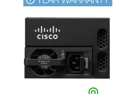 Genuine Cisco PWR-4450-AC PoE Power Supply