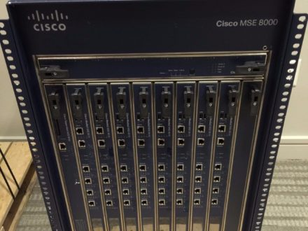 Codian Cisco MSE 8000 TelePresence CTI