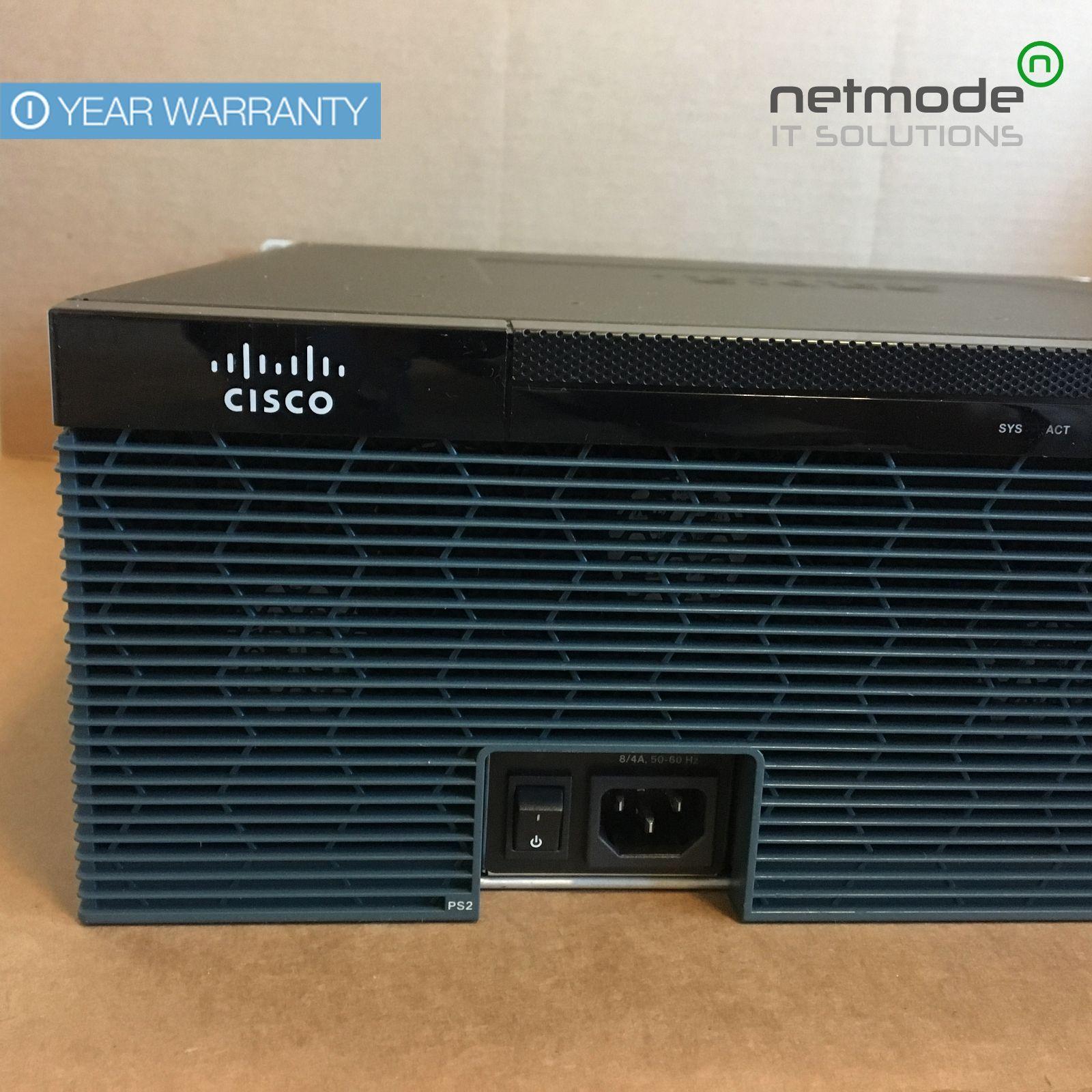 CISCO3925/K9 Gigabit Wired Router Cisco3925 3-Port