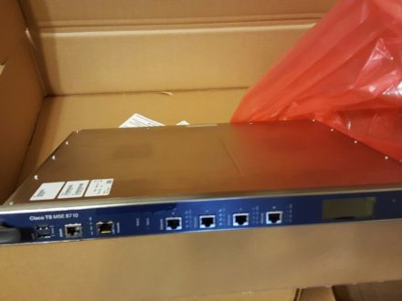 Cisco TelePresence MCU MSE 8510 CTI-8710-TS