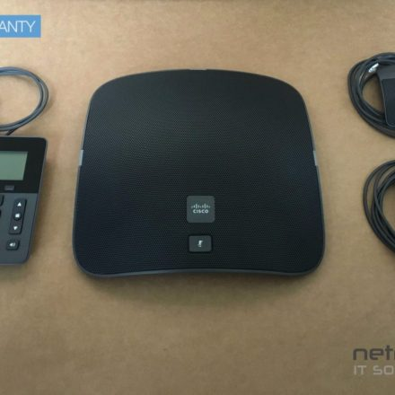 Cisco CP-8831-K9 IP Conference Station Set Up 8831 VoIP Phone
