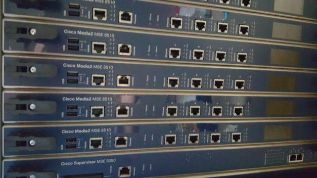 Cisco Codian CTI-8050-SUP-K9 Supervisor