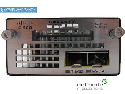 Cisco C3KX-SM-10G 10GbE SFP