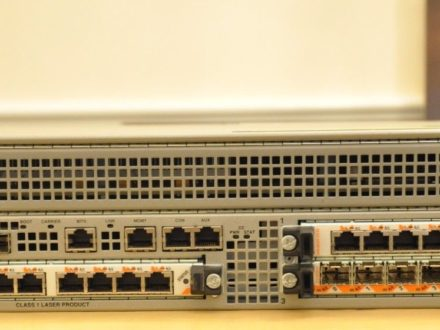 Cisco ASR1002 ASR 1000 Series Router Dual PWR