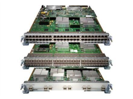 -- USED MPC-3D-16XGE-SFPP 16 Ports 10GE 16 Ports