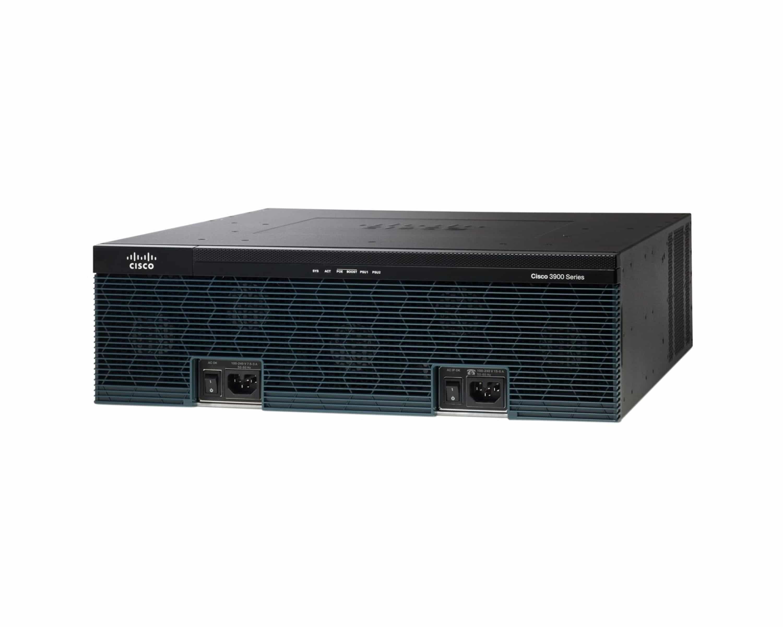 CISCO2921-V//K9 Gigabit IS Router Cisco 2921 Voice Bundle w// UC License PVDM3-64