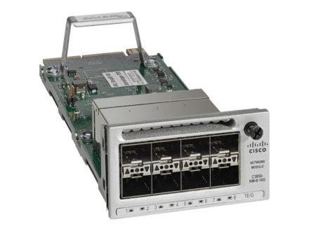 Cisco C9300 NM 4G Cisco Catalyst 9300 Series Network Module Expansion module Gigabit SFP x 4 for Catalyst