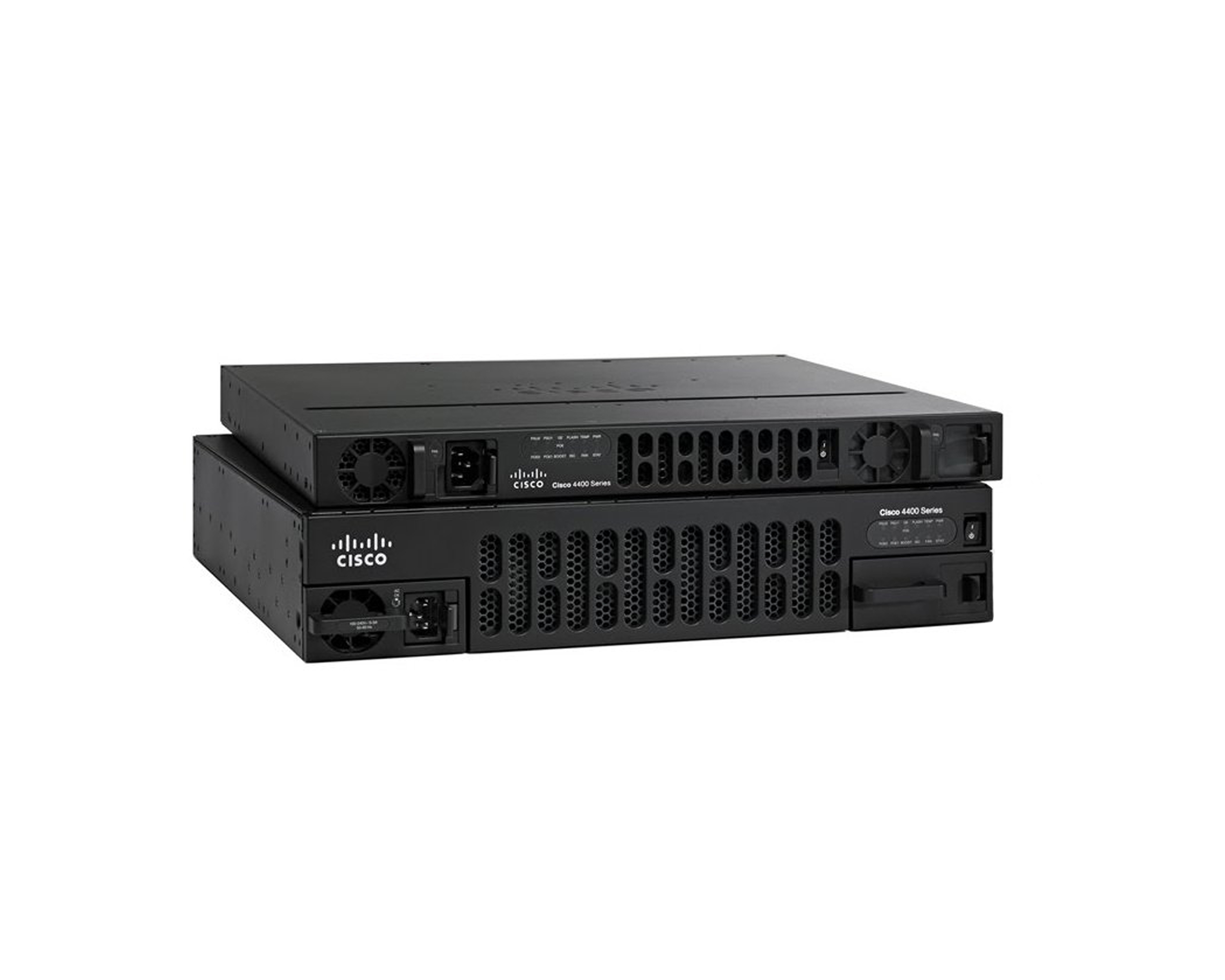 NEW CISCO ISR4451-X/K9 INTEGRATED SERVICES ROUTER 4451 ISR with 4 onboard GE