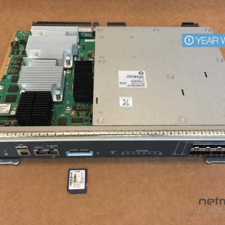 Genuine Cisco WS-X45-SUP8-E Supervisor Engine Catalyst