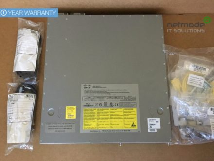 New Cisco ASR1001 Aggregation Services Router 4 Port
