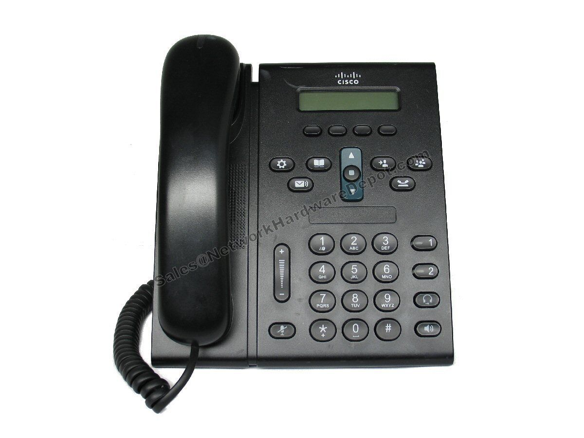 NEW Cisco CP-7821-K9 IP Phone 7821 VoIP LCD Display • QTY • 1 Year  Warranty-refurbished