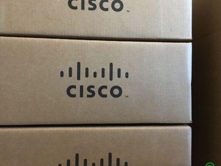 Cisco Catalyst 2960-X switches