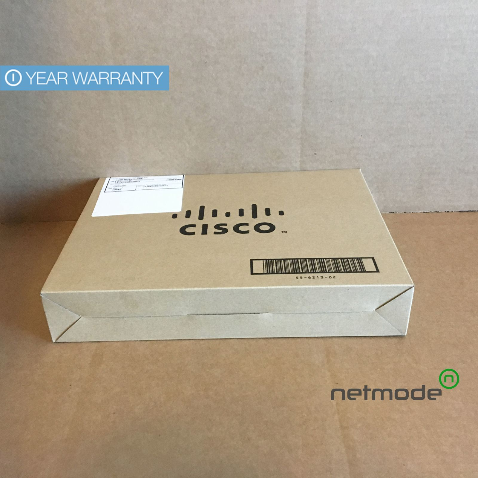 NEW Sealed Cisco CP-6941-C-K9 VoIP IP Cisco Unified IP Phone CP-6941-CL-K9  - QTY-New
