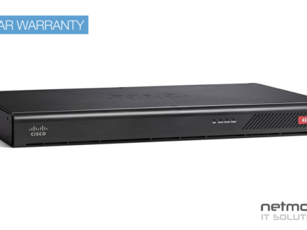 New Cisco ASA5508-K9 8-Port Security Appliance