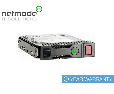 HPE 300GB 12G SAS 15K 2.5 SC Enterprise Hard Disk Drive