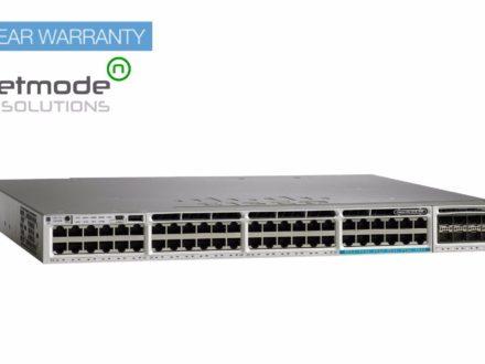 Cisco Ws-c3850-12x48u-l Switch 48 Port Ge