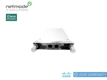Cisco CFP-100G-LR4 100 Gigabit Ethernet CFP Module