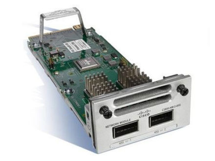 C9300-NM-2Q Cisco Catalyst 9300 Series Network Module expansion module, Modular Switches, Networking Products, C9300 NM 8X
