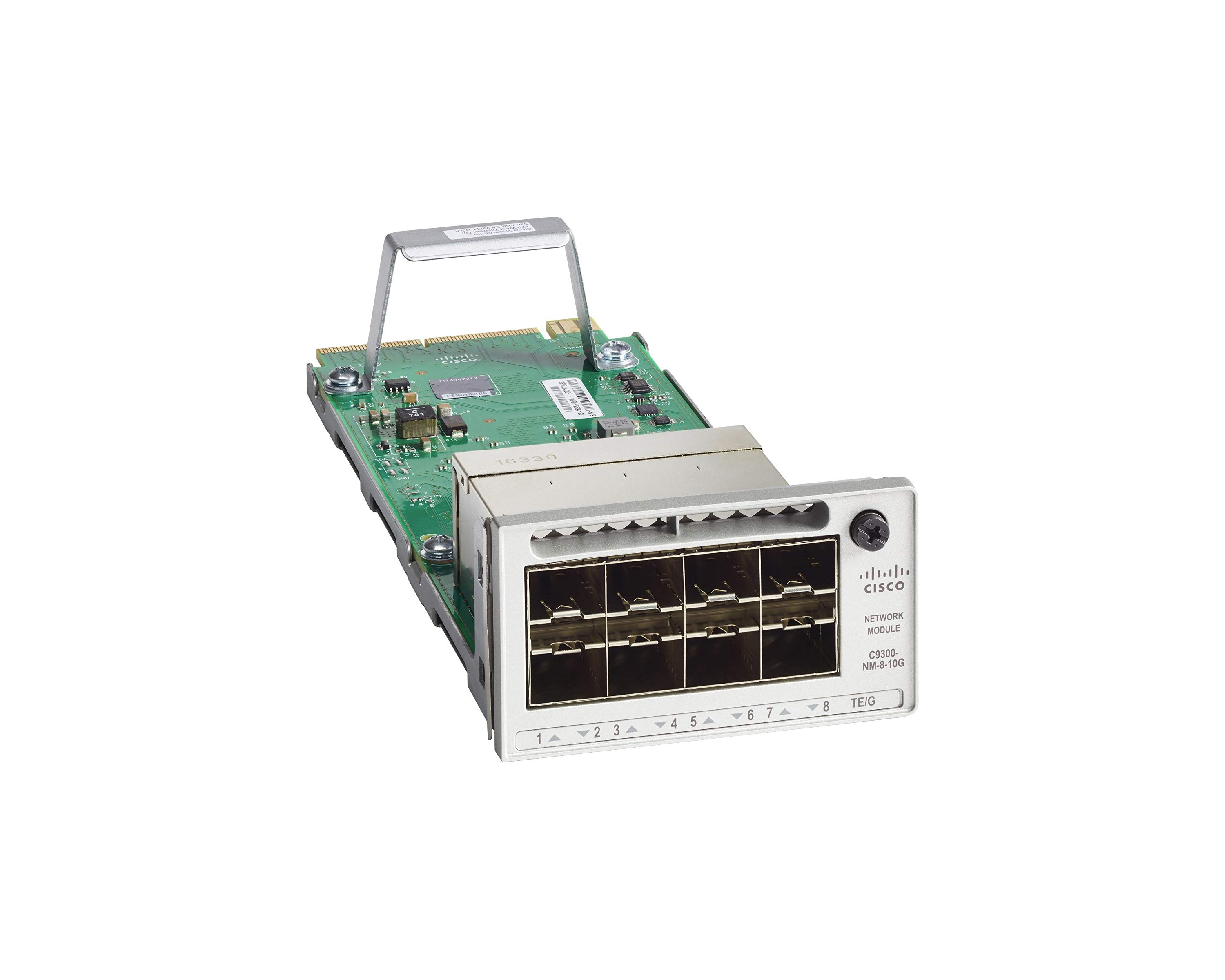 New Cisco C9300-NM-8X Catalyst 9300 8 x 10GE Network Module