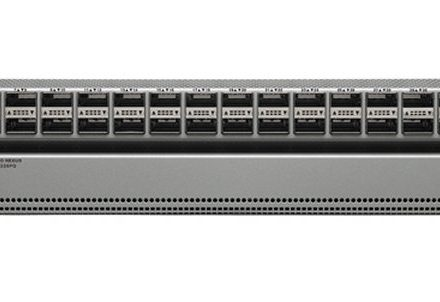 Cisco Systems Nexus 9336 Aci Spine Switch with 36P 40G N9K-C9336PQ
